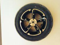 48V - SXT Complete Wheel Assembly - Road Terrain Tyre - Back
